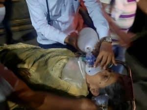 अंचल के सबसे बड़े सरकारी अस्पताल JAH के ICU में आक्सीजन खत्म, मची भगदड़, दो की मौत
