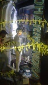 सड़क हादसा: श्रमिकों से भरी यात्री बस पलटी, कई यात्री घायल, दिल्ली से पन्ना जा रहे थे मज़दूर