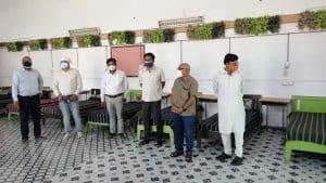 बैतूल: भाजपा कार्यालय को बनाया कोविड सेंटर, मरीजों के लिए सभी सुविधाएं होंगी मुफ्त