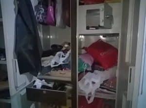 कोरोना की मार के बीच चोरों ने बनाया सूने घर को निशाना, करीब 5 लाख की चोरी