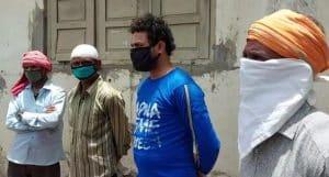 दाह संस्कार के समय श्मशान पहुंच गई पुलिस, शव को लिया कब्जे में ,फिर हुआ ये