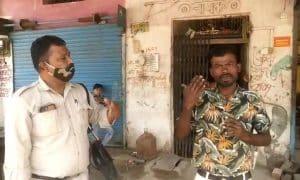 राजगढ़ : गजानंद को उसके परिवार से मिलाना ही कांस्टेबल का मकसद, पढ़िए पूरी खबर