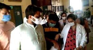 जूनियर डॉक्टर्स ने दिया सामूहिक इस्तीफा, चार दिन से थे हड़ताल पर