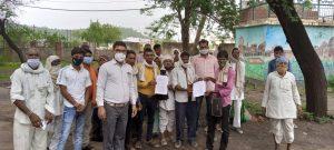 पीएम आवास योजना में मनमानी गड़बड़ी, ग्रामीणों ने कलेक्टर तक की शिकायत