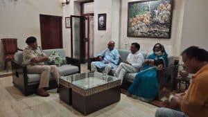 MP Politics: शुरू हुआ बैठकों का दौर! पूर्व मंत्री से मिलने पहुंचे मंत्री देवड़ा,चर्चाओं का बाजार गर्म