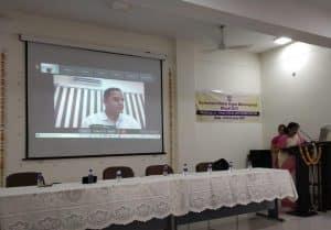 Online Workhop का आयोजन, संवेदनशील एवं आधुनिक उपकरणों के बारे में दी गई छात्रों को विस्तृत जानकारी