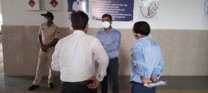 ट्रामा सेंटर जिला चिकित्सालय में कलेक्टर का आकस्मिक निरीक्षण, OPD व्यवस्था को सुचारू रूप से संचालित करने के दिये निर्देश